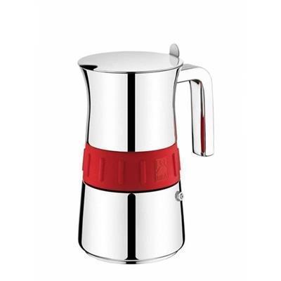CAFETERA     BRA     ELEGANCE RED     4T
