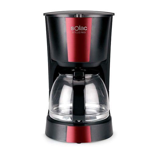 CAFETERA     SOLAC   CF4029 STILLO RED