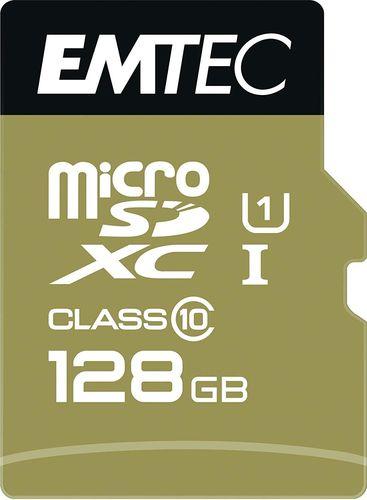 TARJETA MEM  EMTEC   MICRO SD 128GB CL.1